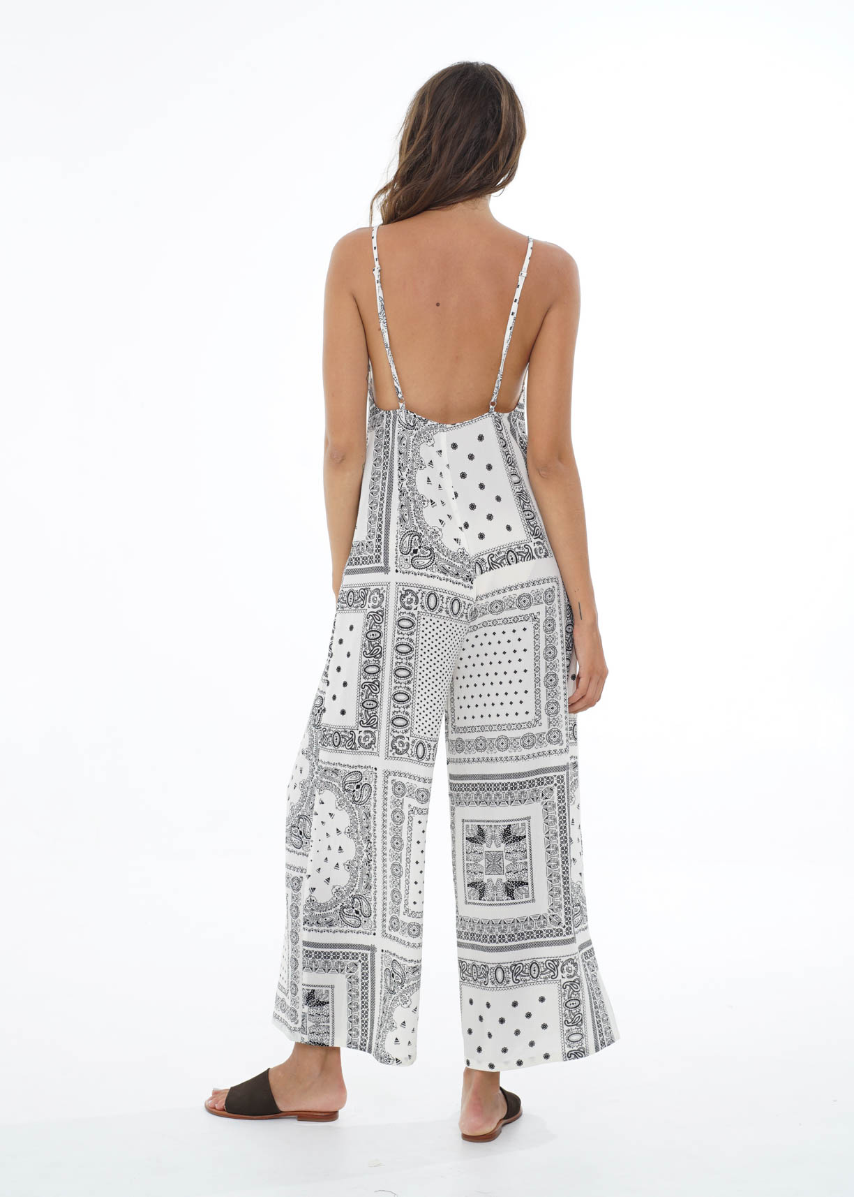 b488cf098665 DAZE DAYZ WHITE GYPSY JUMPSUIT │Curated Collections of Global ...